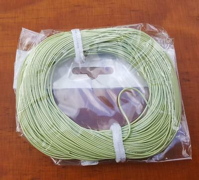 100 foot Weight Forward 4F fly fishing line Green Proberos brand