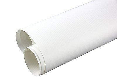Clairefontaine 1957 Roll of Kraft Paper, 10 x 0.7 m - White