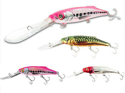 NUOVO 2017! Salmo Freediver SX / 12cm 24g / trolling floating lures Esche