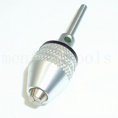 Mini Electric Grinder Drill Chuck Clamping Range 0.3-3mm W/3mm Connecting Shaft