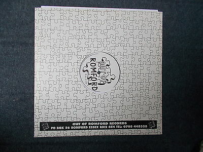 "Optical Haze Wonderful Experiences 12"" Out Of Romford Records 1993 OOR 007"