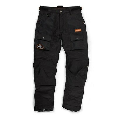 Scruffs EXPEDITION Heavy Duty Thermo Lined Work Trousers (Sizes M-XXL)