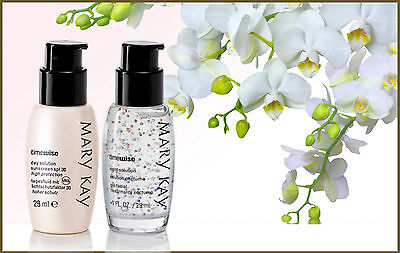 Mary Kay TimeWise Night Solution & Mary Kay TimeWise Day Solution SPF 30