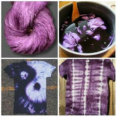 1KG Sustainable Fabric Dye / POWDER At Holiday Sales / + Mimosa Tenuiflora Seeds