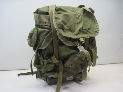 BackPack & Frame LC-2 Combat frame field pack  Military Camo Camouflage