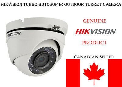 HIKVISION DS-2CE56D5T-IRM Turbo HD1080p IR Outdoor Turret Camera