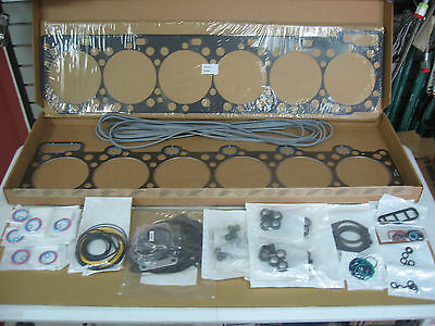 Caterpillar C15 & 3406E Upper Gasket Kit PAI Brand # 331241 Ref# 2161252 1138521