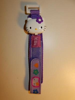 Vintage Sanrio Hello Kitty Die Cast Figural Watch
