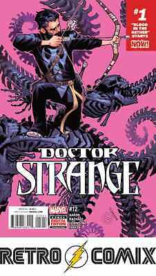 Marvel Now Doctor Strange #12 First Print New/unread Bagged & Boarded