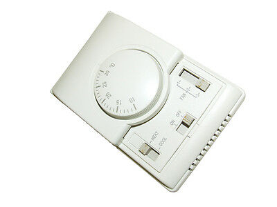 Universal Airconditioner Room Control Thermostat 10-30 Degrees Tr-110C Re388