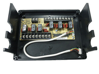 Hanwest Zone Relay Board With Low Voltage Cable In Enclosure Pcb-086 Re392