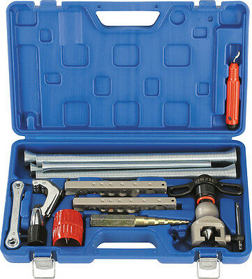 13 Piece Eccentric Flaring Tool kit with Springs  Flare Tool R410a  CT-813