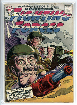 Our Fighting Forces # 21