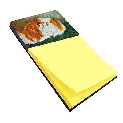 Carolines Treasures  MH1045SN Japanese Chin Best Friends Sticky Note Holder