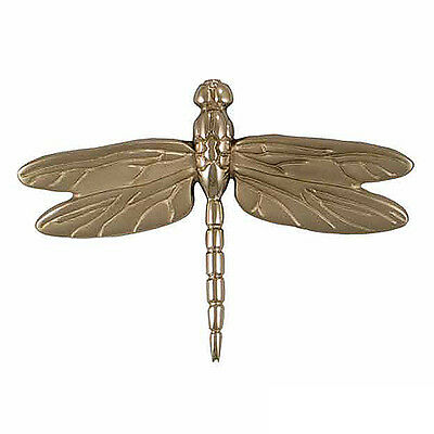 Door Knockers - Dancing Dragonfly Door Knocker - Nickel - Standard Size