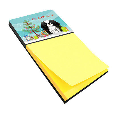Christmas Tree and Japanese Chin Sticky Note Holder