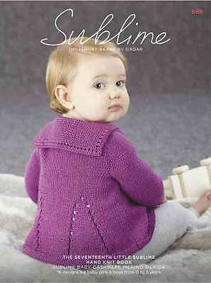 The Seventeenth Little Sublime Hand Knit Book  688