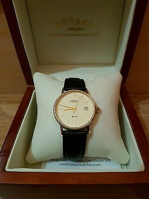 rotary elite 9ct gold mens watch • £155 00 picclick uk rotary elite 9ct gold mens watch