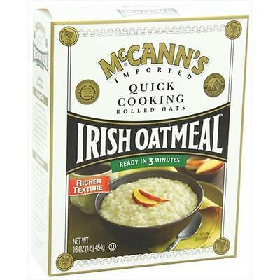 Mcann'S Quick Cook Irish Oatmeal 16 Oz -Pack of 12