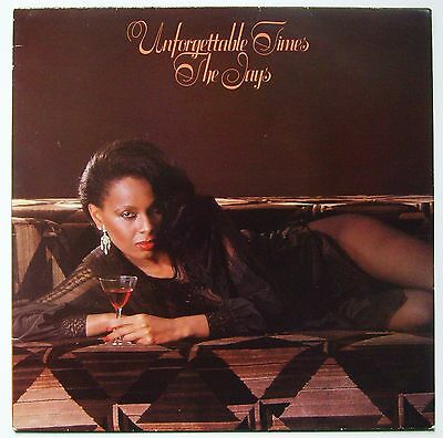 The Jays - Unforgettable Times - 1979 E AND J (VG+/VG+): U.S. Pressing