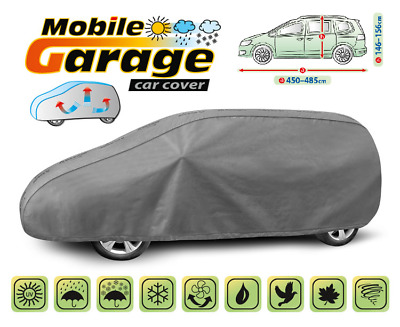 Car Cover Heavy Duty Waterproof Breathable Citroen C4 Grand Picasso /Ford Galaxy