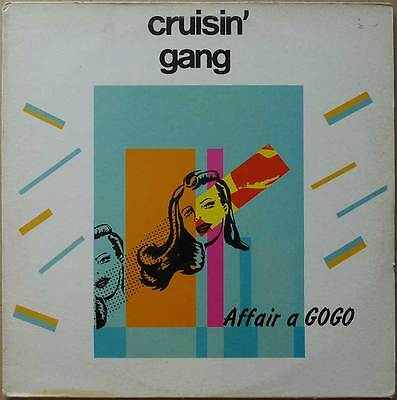 "12"" Cruisin' Gang - Affair a Gogo - Italien 1983"