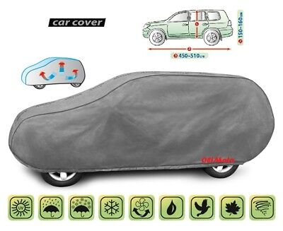 Car Cover Heavy Duty Waterproof Breathable Land Rover Defender, Discovery