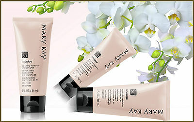Mary Kay TimeWise Age-Fighting Moisturizer Sunscreen Broad Spectrum SPF 30 1 2 3