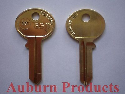 Bo1 Bommer / Hudson Key Blank  / 6 Key Blanks / Free S/h / Check For Discounts