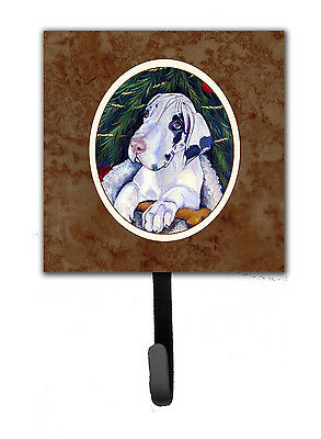 Christmas Tree with Harlequin Great Dane Leash or Key Holder