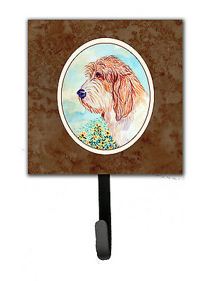 Petit Basset Griffon Vendeen PBGV Leash or Key Holder