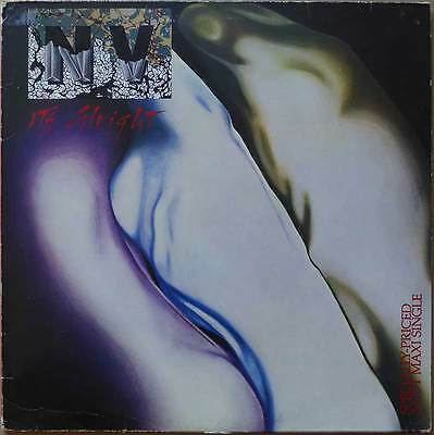 "12"" NV - It's Alright - DE 1983 -  VG++"
