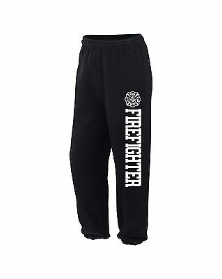 Unisex Firefighter Sweatpants- Various Colors and Sizes!
