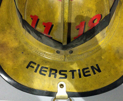 Firefighter Helmet Vinyl Reflective Name Decal - Multiple Sizes- SPACEAGE FONT