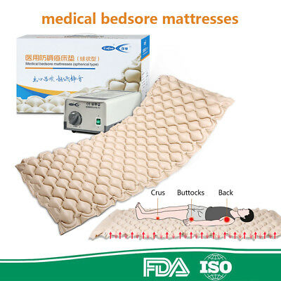 bedsore prevent alternating air pressure mattress pump pad Medical Bed Overlay