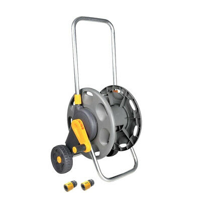 Hozelock 60m Garden Hose Reel Cart without hose - 2398
