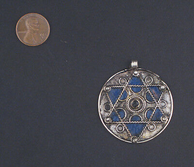 African Authentic Jewish Berber Star of David Pendant  Morocco