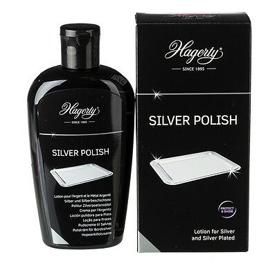 NEW Hagerty Silver Polish 250ml