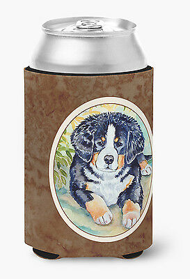 Carolines Treasures  7010CC Bernese Mountain Dog Puppy Can or Bottle Hugger