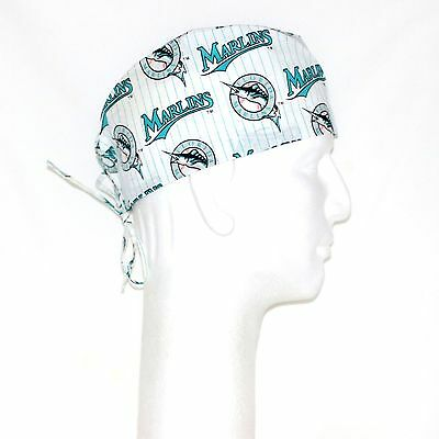 MLB Florida Marlins theme Scrub Hat