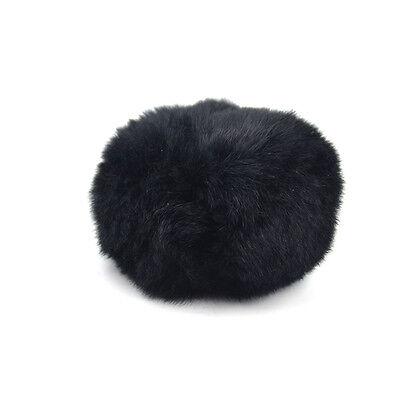 Big Fur Ball Deco Removable Shoes Clip Fashion High-heel Accessories New 1 Pc