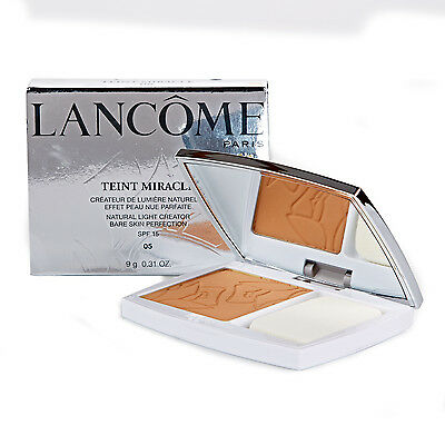Lancome Teint Miracle Natural Light Creator Bare Skin Perfection 05 BEIGE NOISET