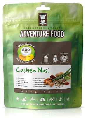 Adventure Food Ready To Eat Dry Meal...Vegetarian Cashew Nasi Rice