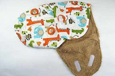 New Boy Print Sleeping Bag Sleep Pyjamas Blanket Sleepwear For Baby Boy Size 000