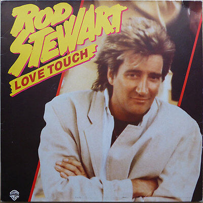 "12"" Maxi Rod Stewart - Love Touch - DE 1986 - VG++"