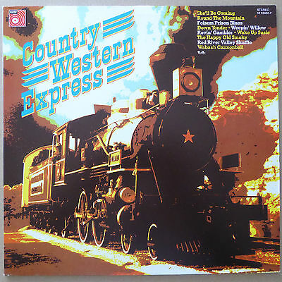 Country - Orchester Nipso Brantner - Country Western Express - DE 1975 - NM