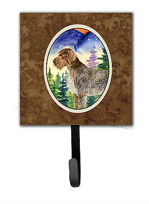 Carolines Treasures  SS8226SH4 German Wirehaired Pointer Leash Holder or Key Hoo