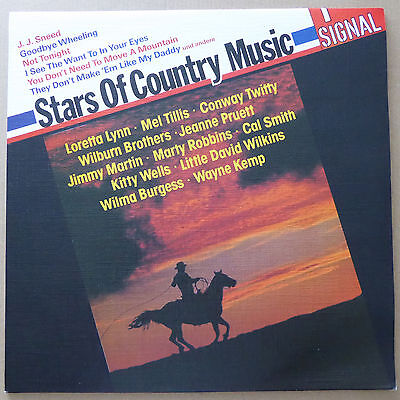 Country - Stars Of Country Music - DE 1975 - NM