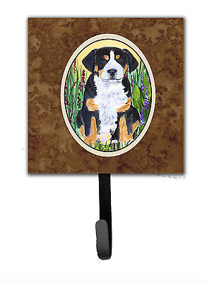Carolines Treasures  SS8217SH4 Greater Swiss Mountain Dog Leash Holder or Key Ho