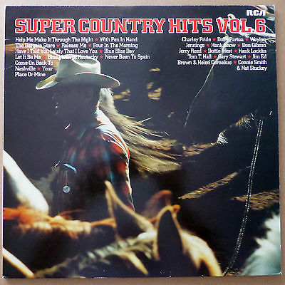 Country - Super Country Hits Vol. 6 - DE 1979 - NM